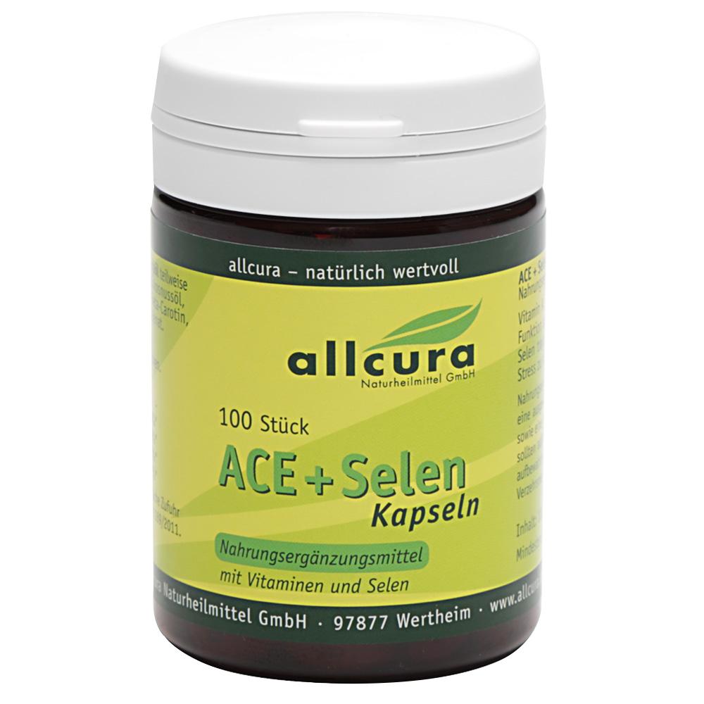 ACE-Kapseln & Selen