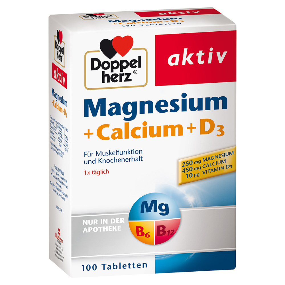 doppelherz magnesium calcium d3 tabletten shop. Black Bedroom Furniture Sets. Home Design Ideas