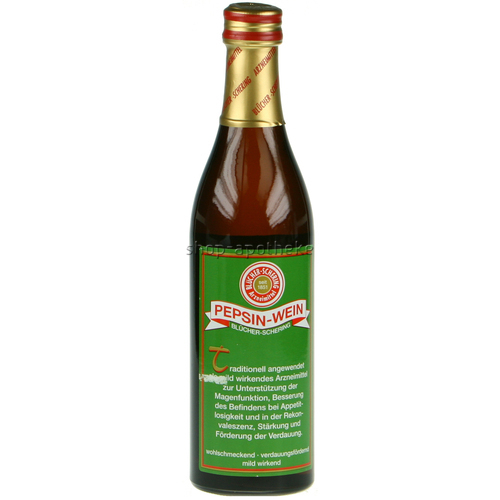 Pepsin - Wein