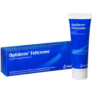 Optiderm® Fettcreme
