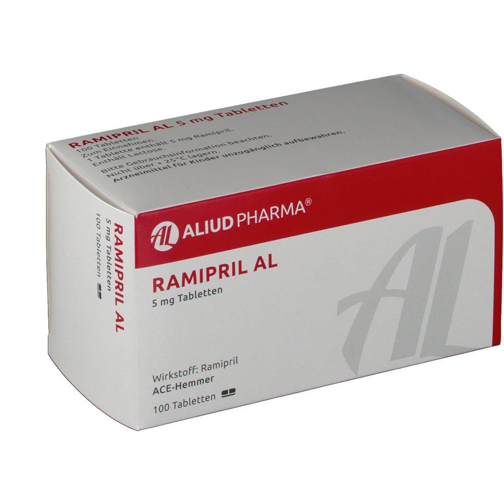 Ramipril 5 Mg Tablet