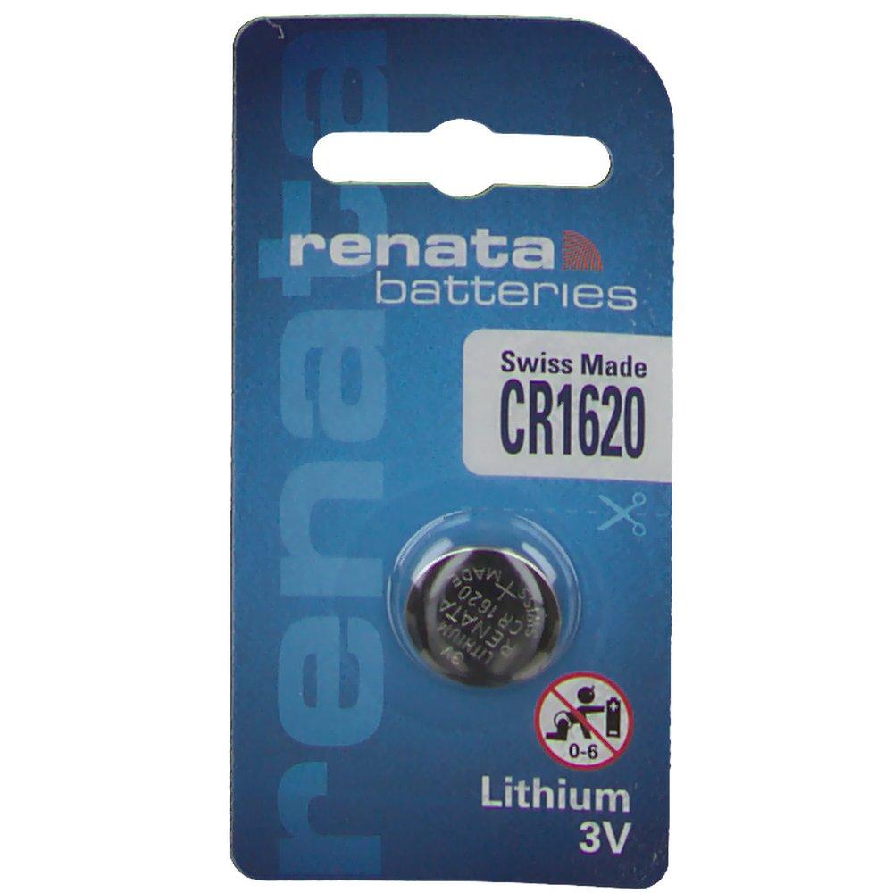 Batterie LIT 3V CR 1620 1 St Batterien