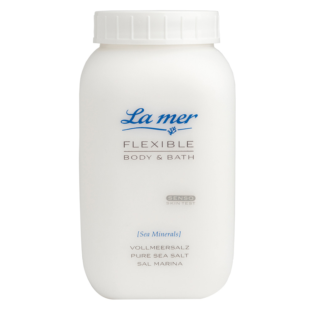 La mer Flexible Body & Bath Vollmeersalz