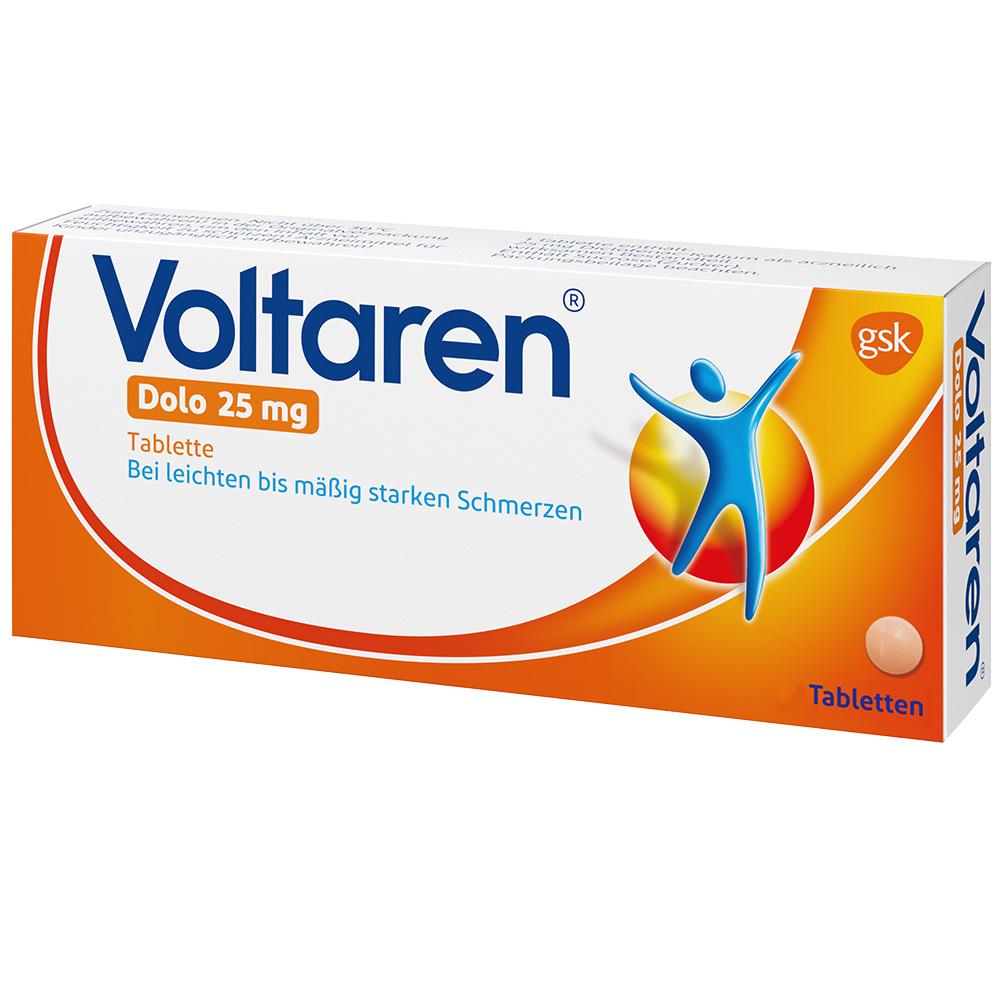 Voltaren® Dolo 25 mg