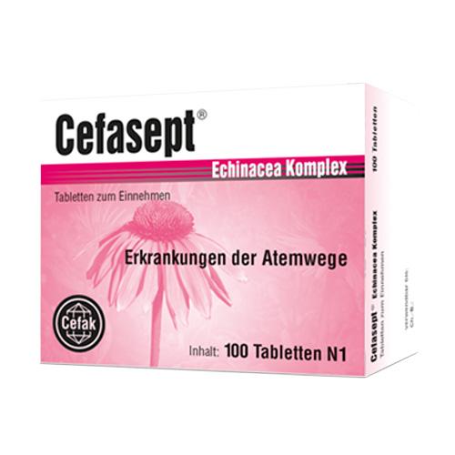 Cefasept® Echinacea Komplex Tabletten