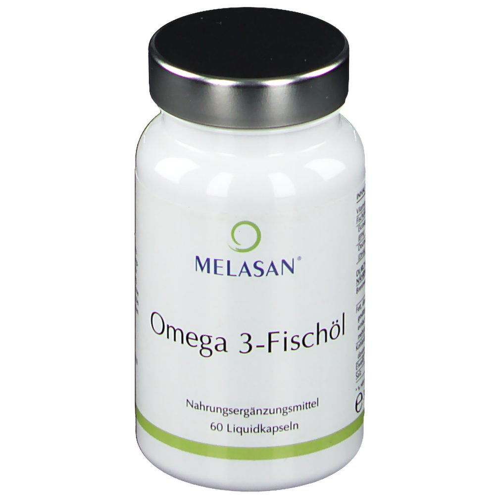 Melasan® Omega-3 Kapseln