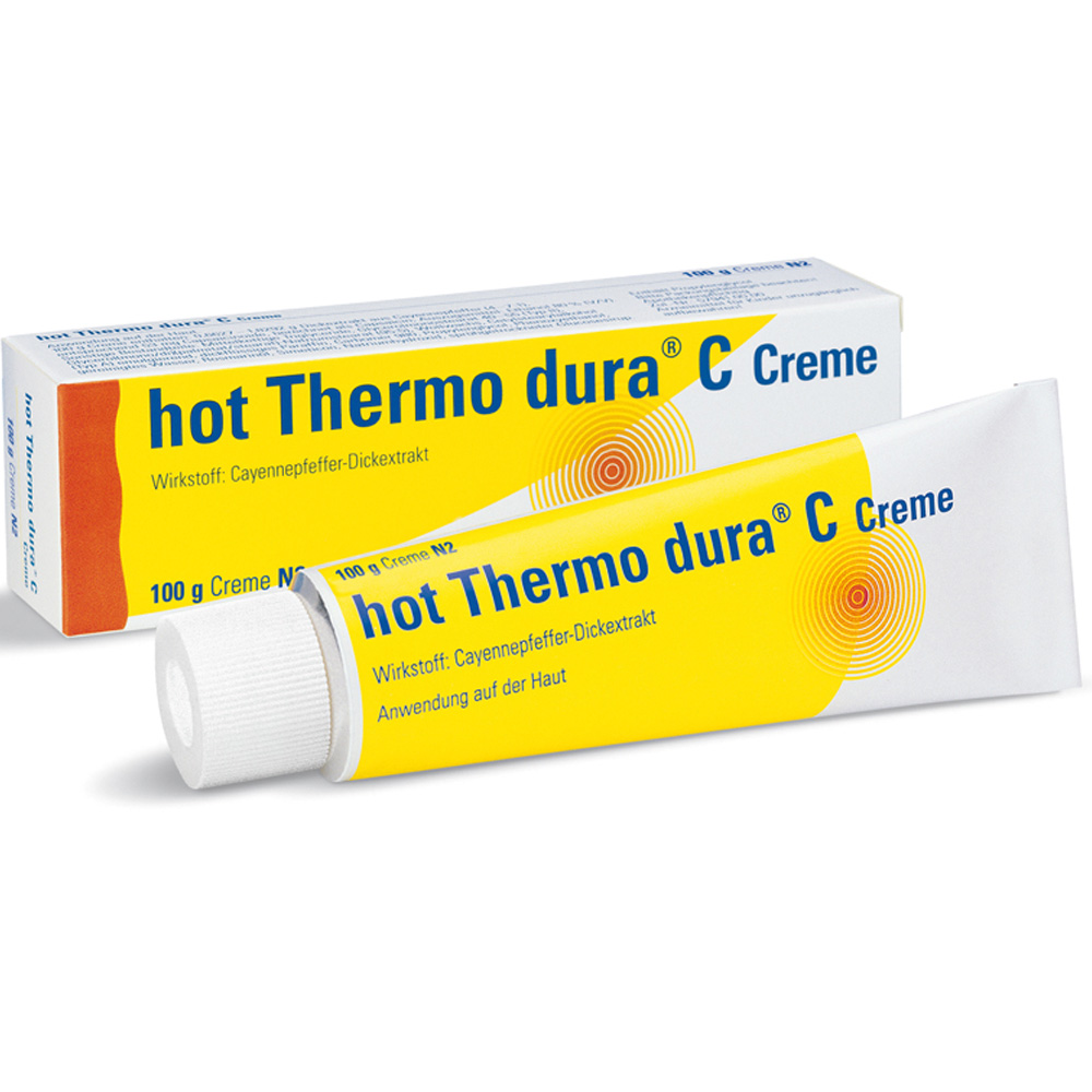hot Thermo dura® C Creme