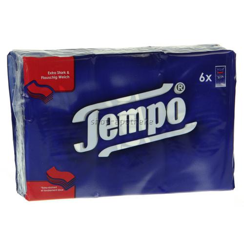 Tempo Taschentücher ohne Menthol