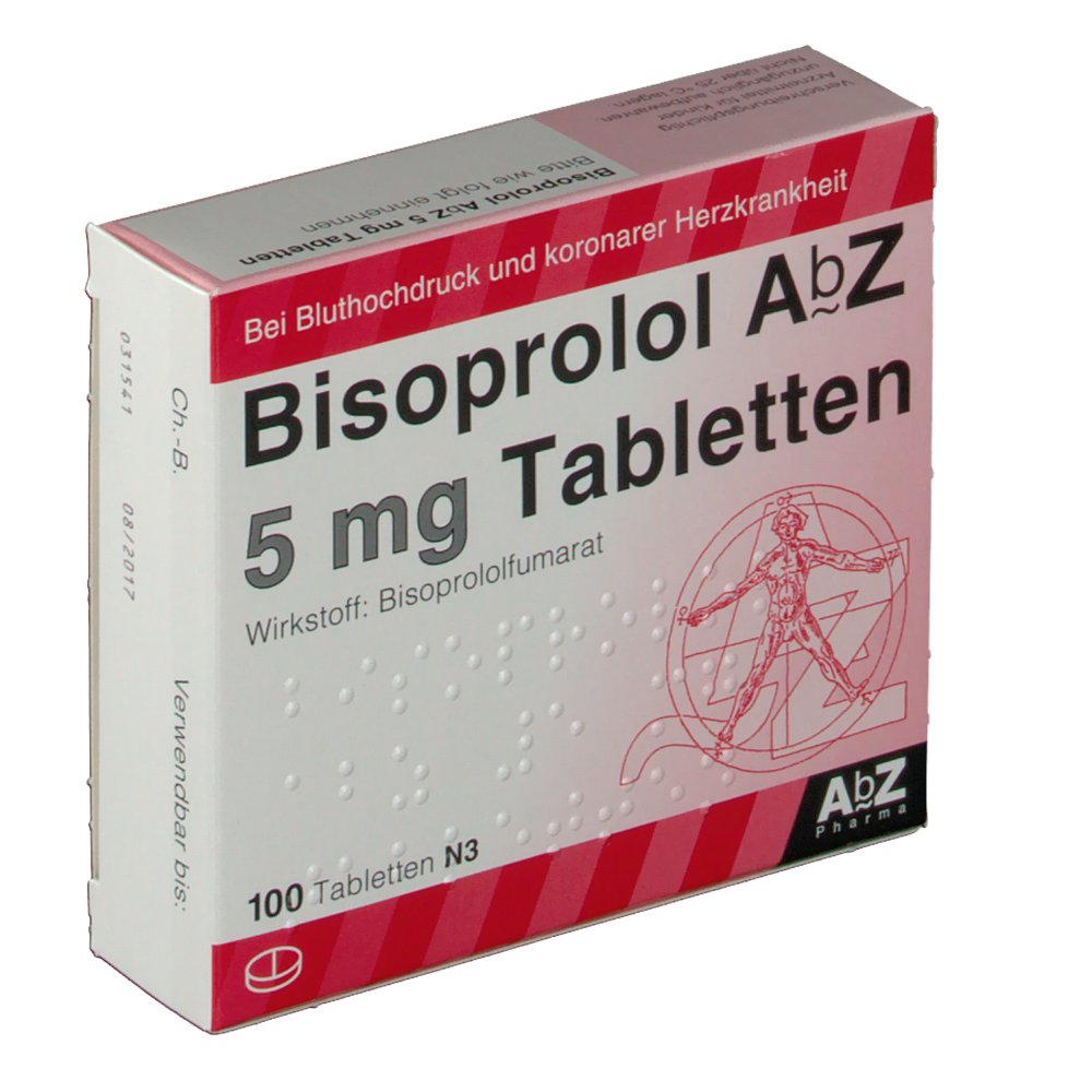 Bisoprolol 5 Mg And Alcohol