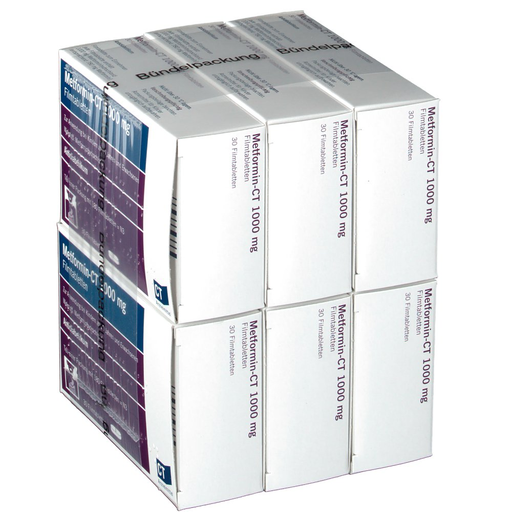 Metformin-ct 1000 mg nebenwirkungen / Prednisone 1 mg