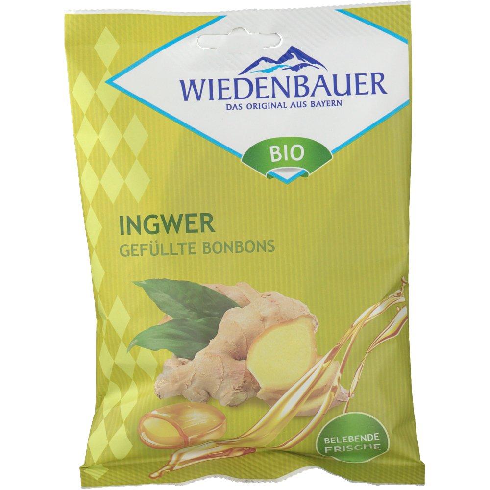 Mepha® Ingwer Kräuter Bonbons