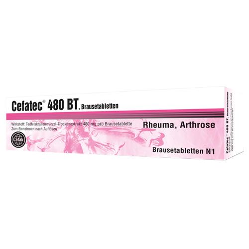 Cefatec® 480 BT