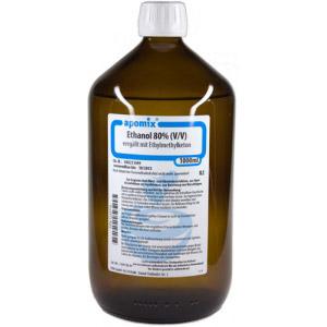 apomix® Ethanol MEK denat. 80%