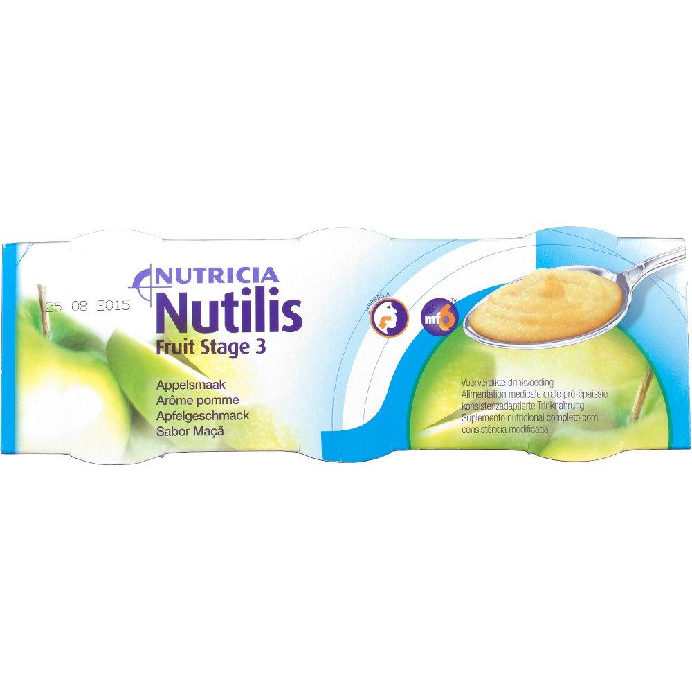 Nutilis Fruit Apfel