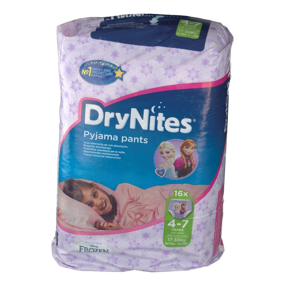 super popular 3a530 b26e2 Huggies DryNites® 4 - 7 Jahre Mädchen günstig online bestellen