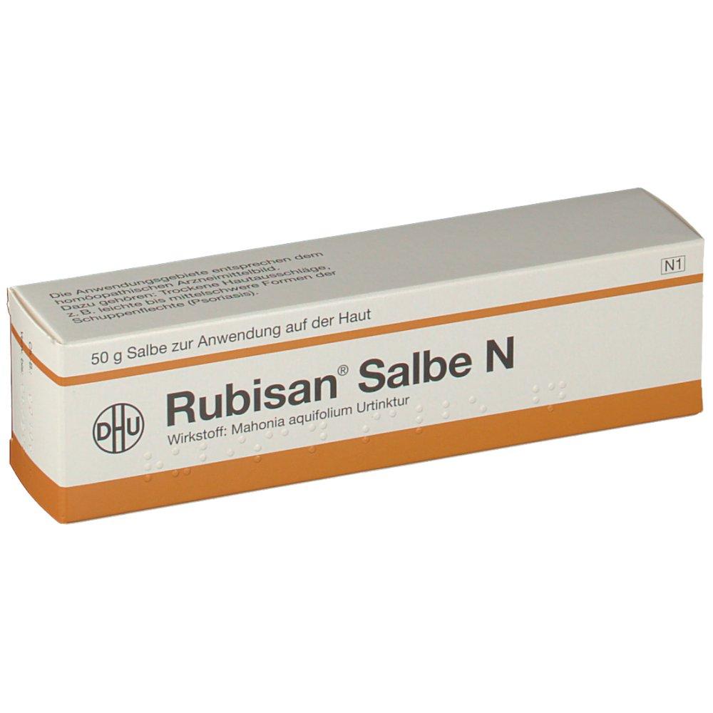 Rubisan® Salbe N