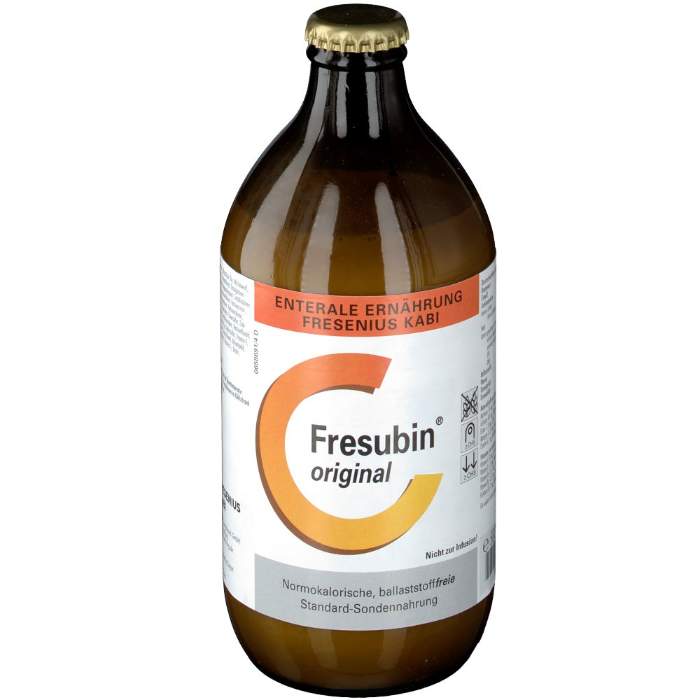 Fresubin® original Drink Neutral Glasflasche