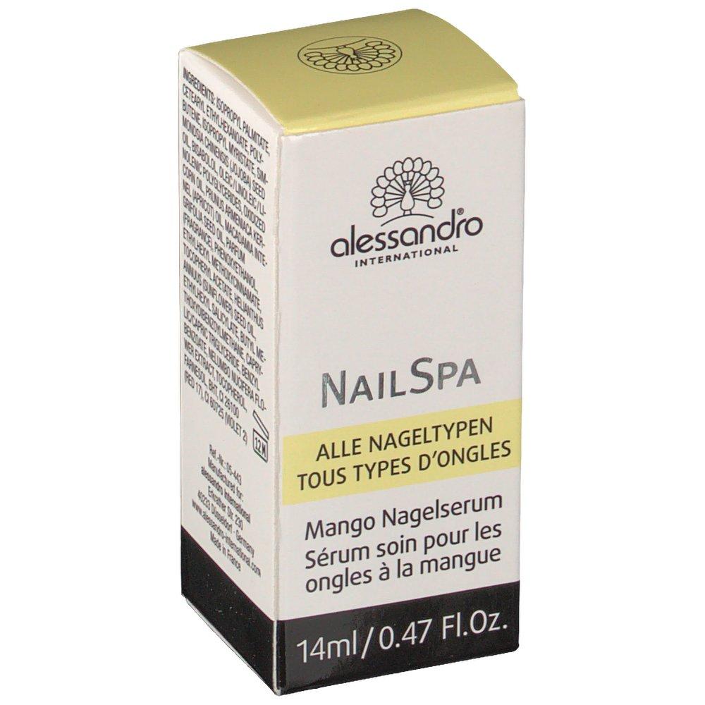 alessandro NailSpa Mango Nail Serum - shop-apotheke.com