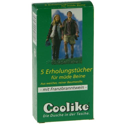 Coolike® Erholungstücher