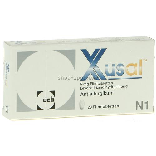 Xusal Filmtabletten - shop-apotheke.com
