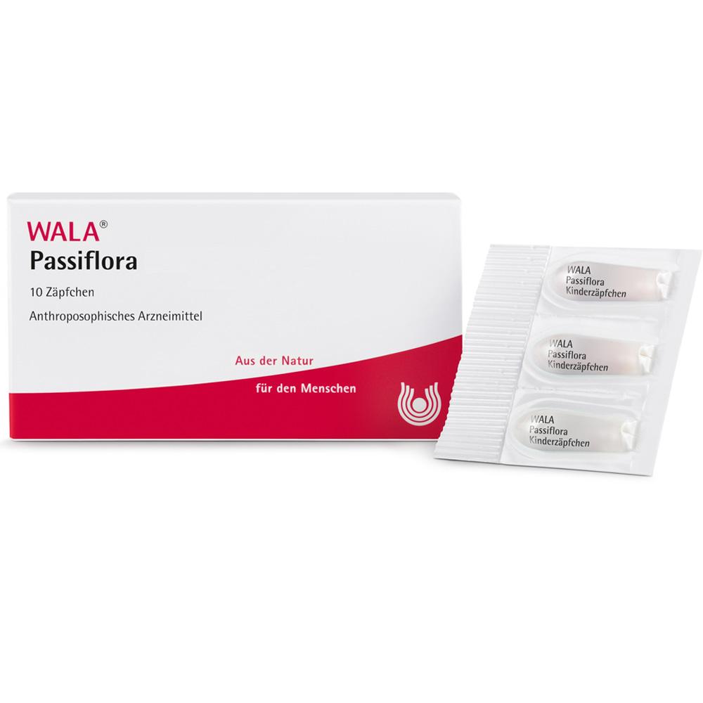Wala® Passiflora Zäpfchen