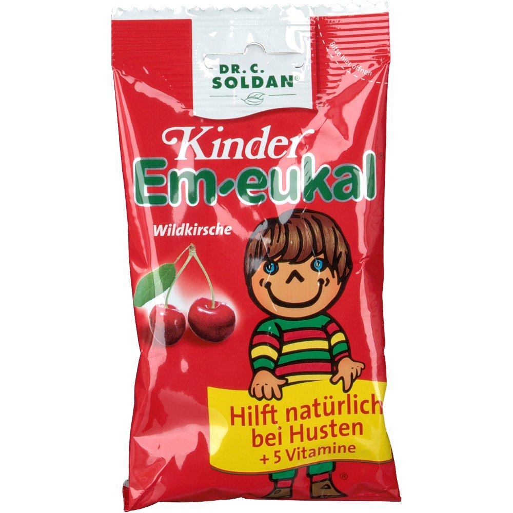 Kinder Em-eukal® Wildkirsche
