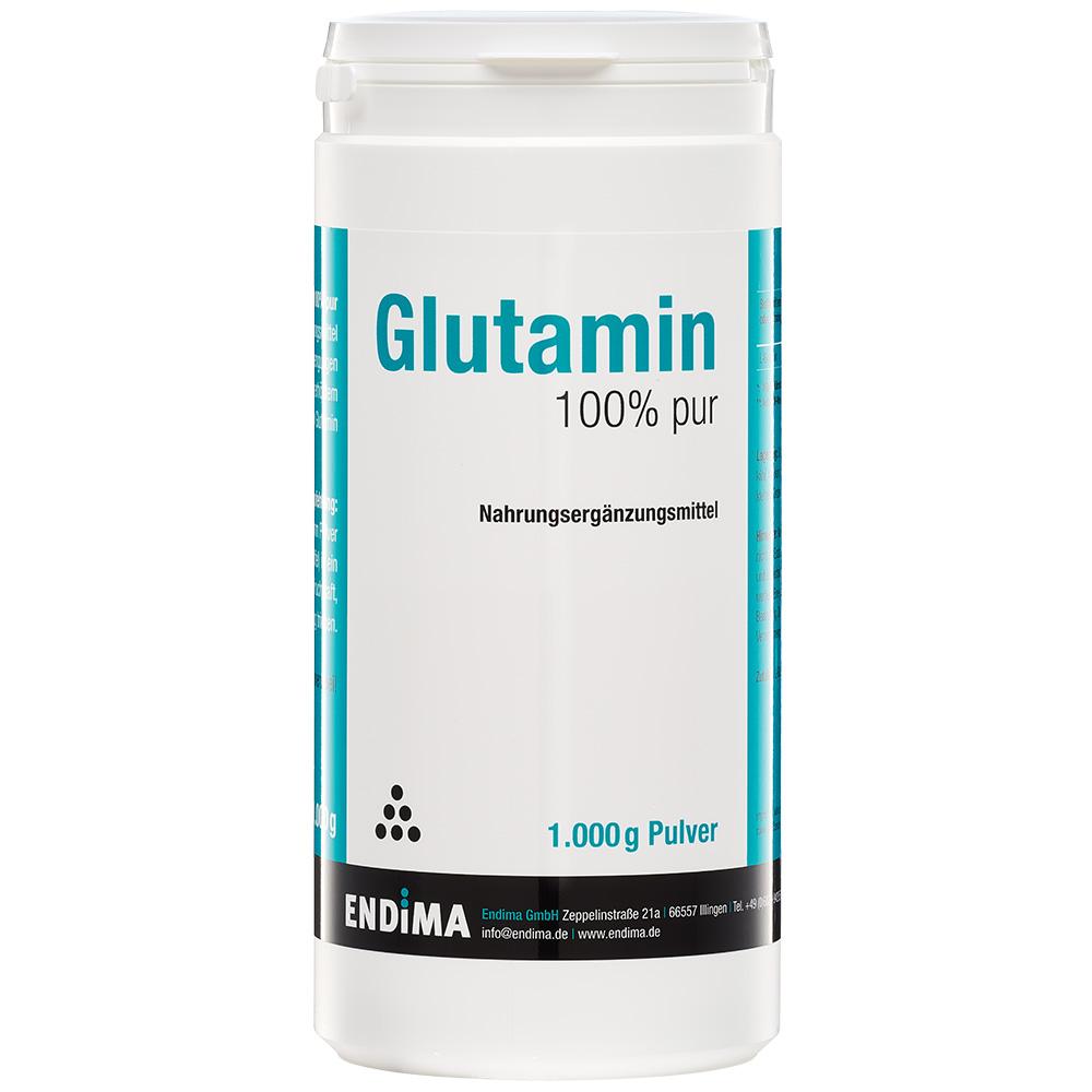 5f061e8674 Endima® Glutamin 100% Pur Pulver auf Rechnung kaufen in der Schweiz