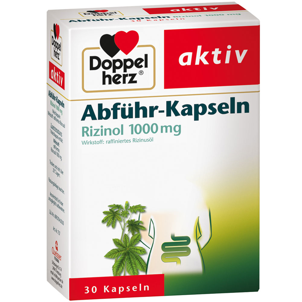 doppelherz aktiv abf hr kapseln rizinol 1000 mg shop. Black Bedroom Furniture Sets. Home Design Ideas