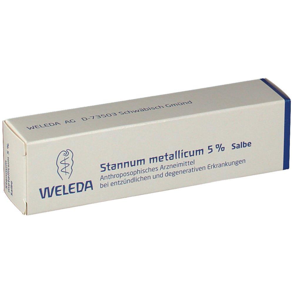Weleda Stannum Metallicum 5 %