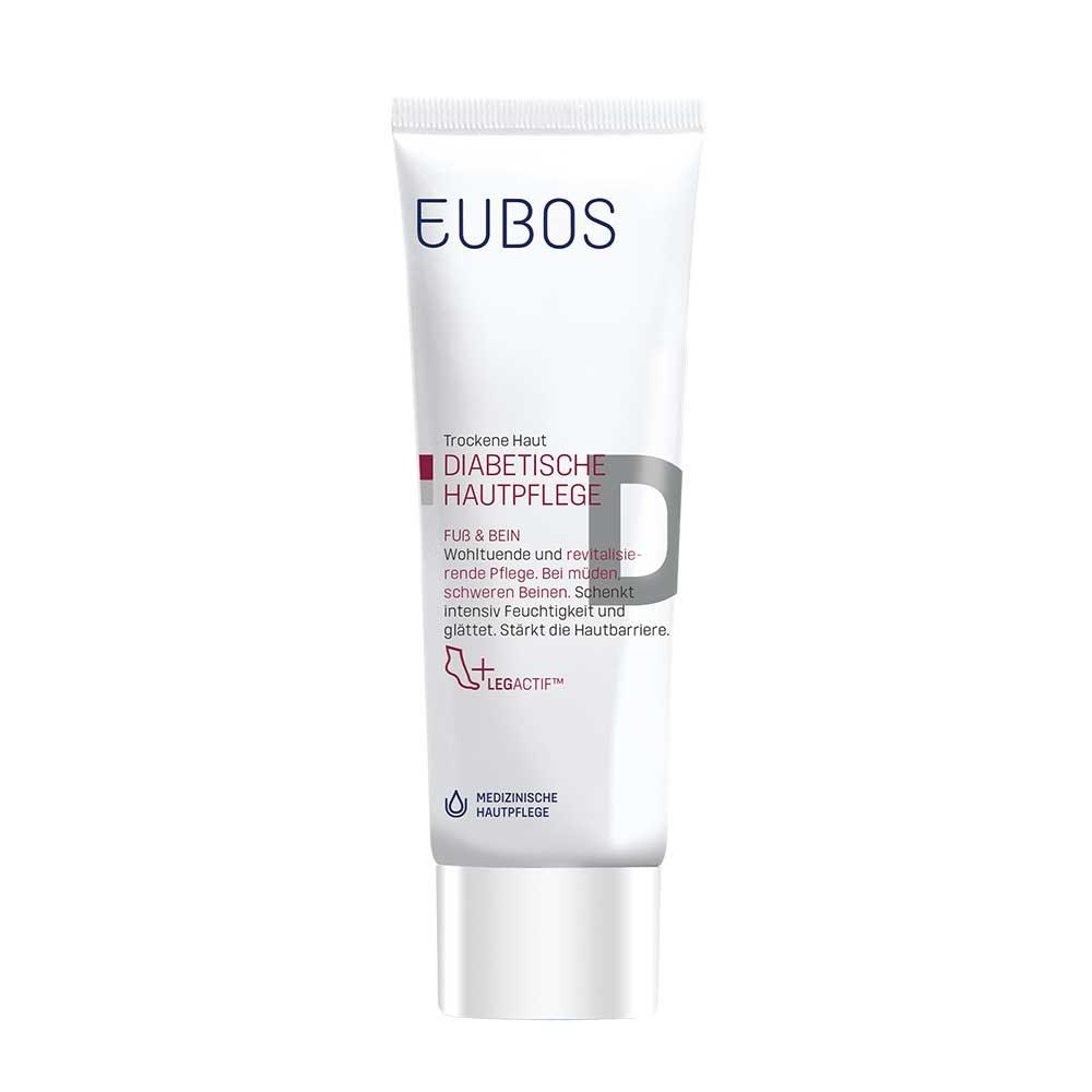 Eubos® MED Diabetes Haut Spezial Fuß & Bein Mul...