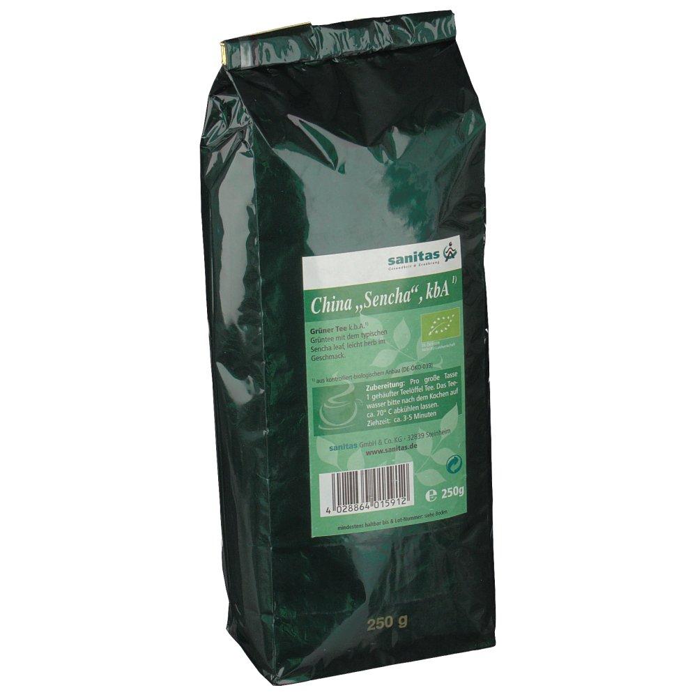 Grüner Tee k.b.A.