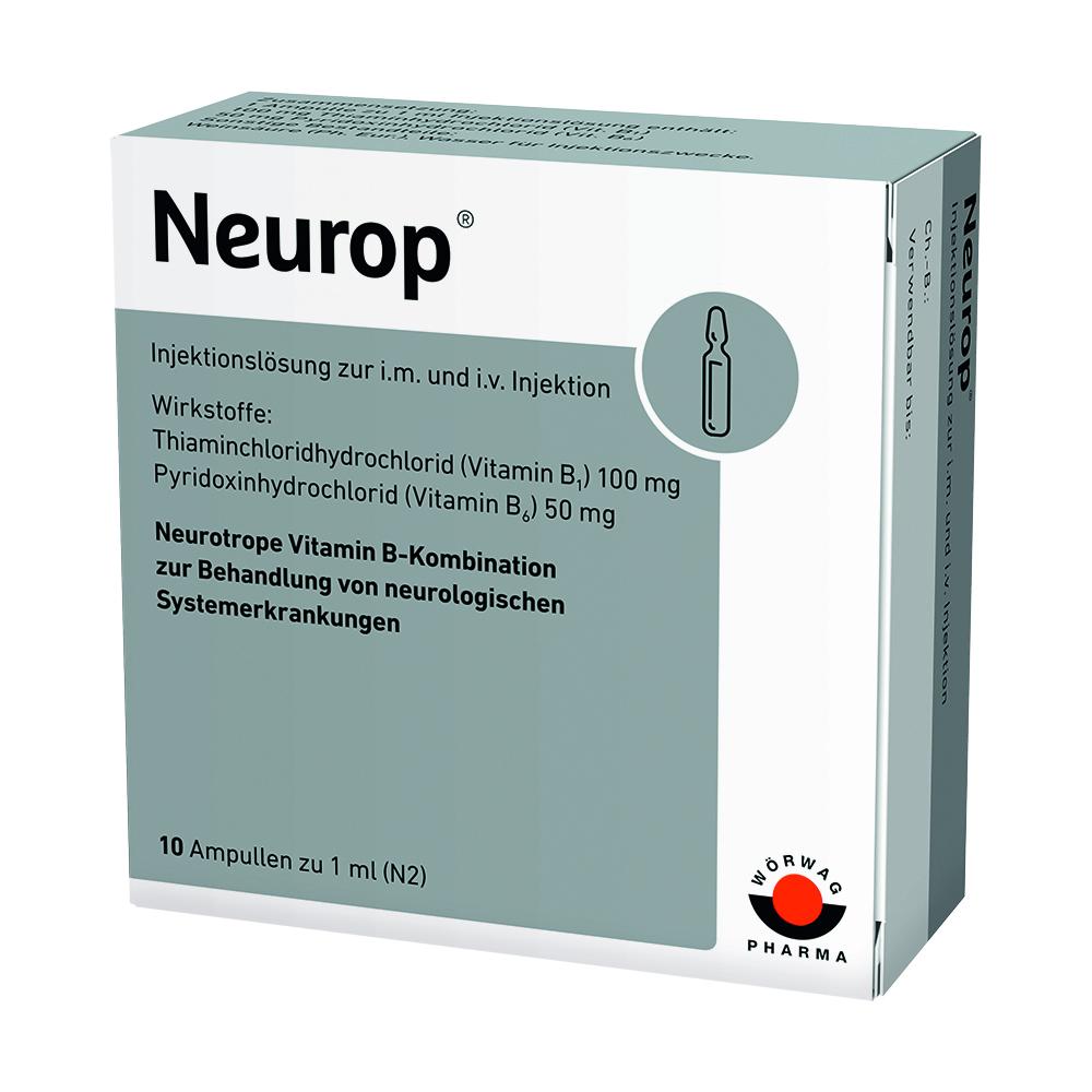 Neurop Ampullen