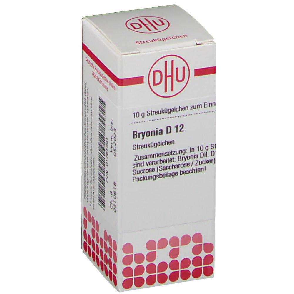 DHU Bryonia D12 Globuli