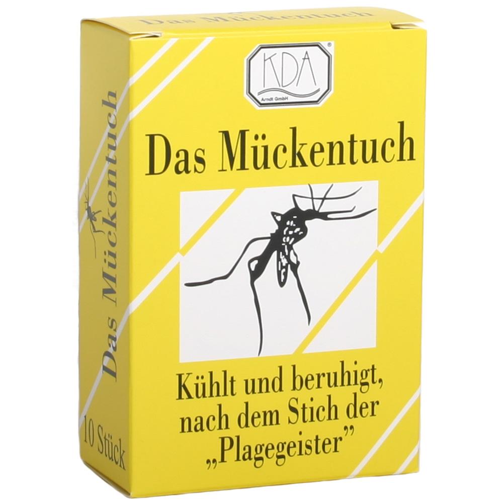 Kda® Mückentuch 10 St Tücher