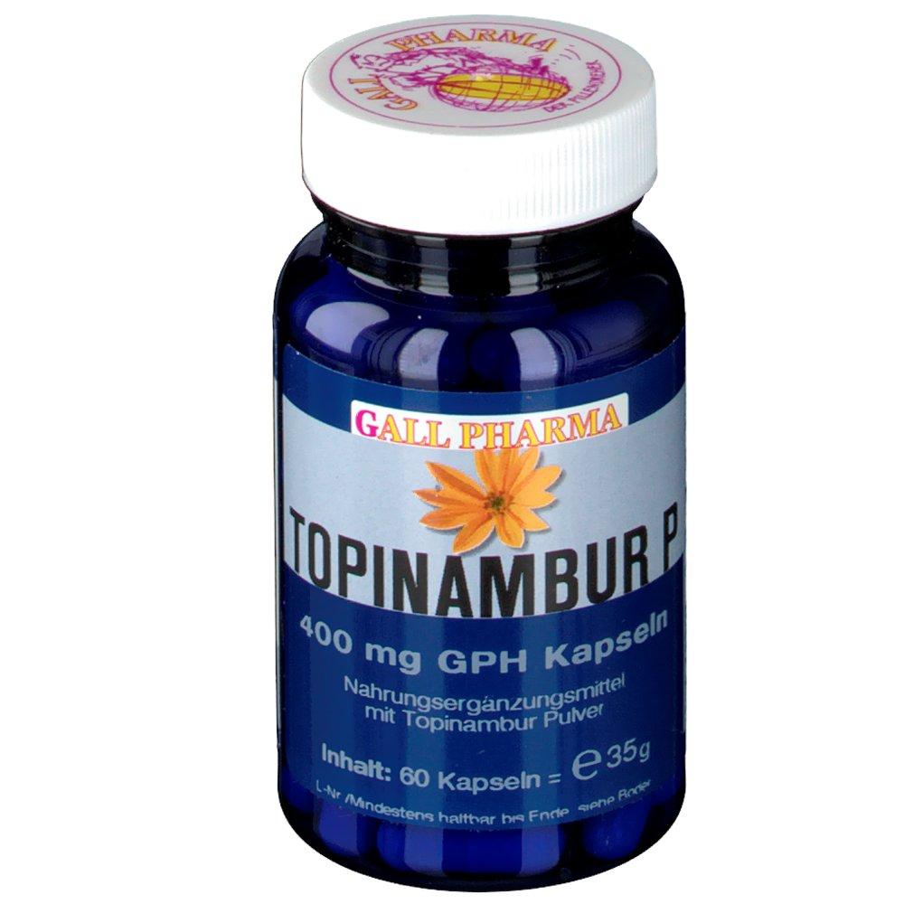 Gall Pharma Topinambur PE 400 mg GPH
