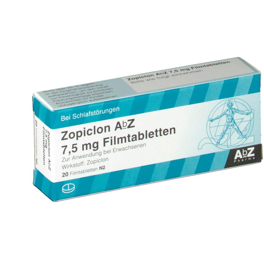 Zopiclon Alternative