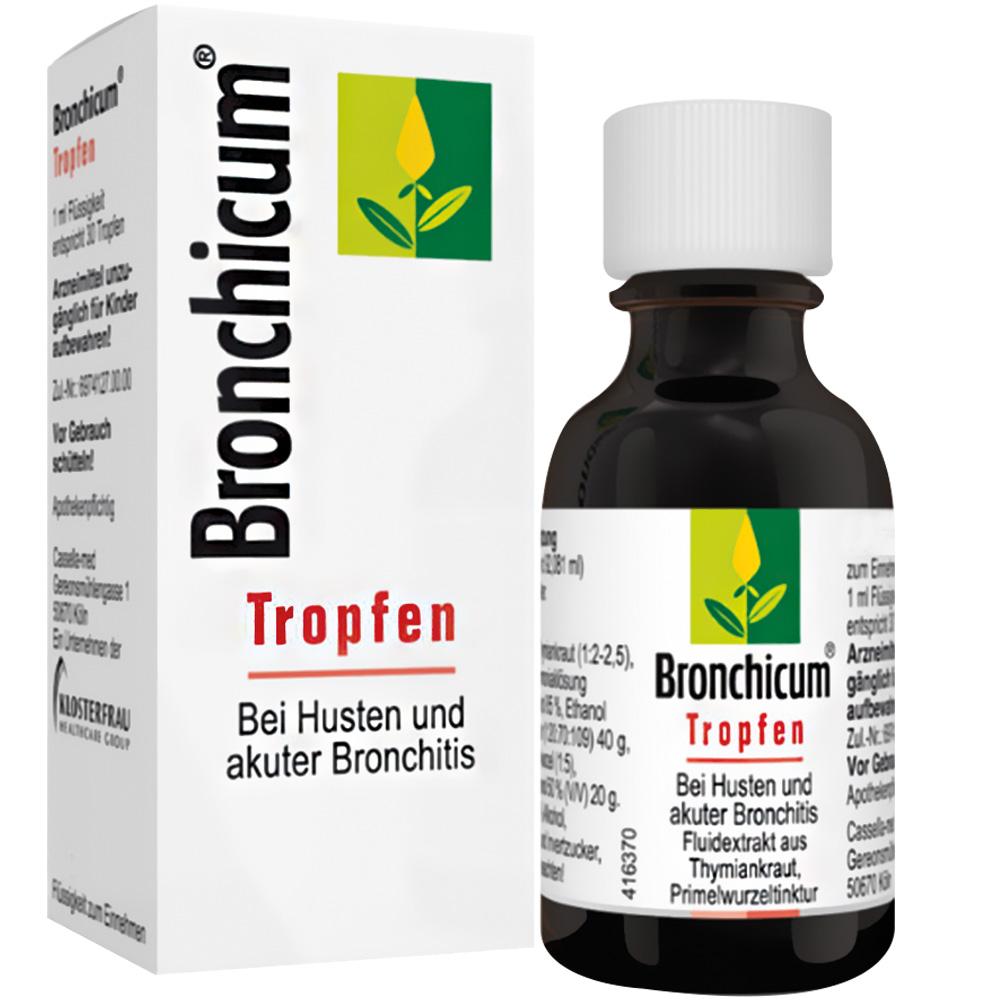 Bronchicum® - shop-apotheke.com