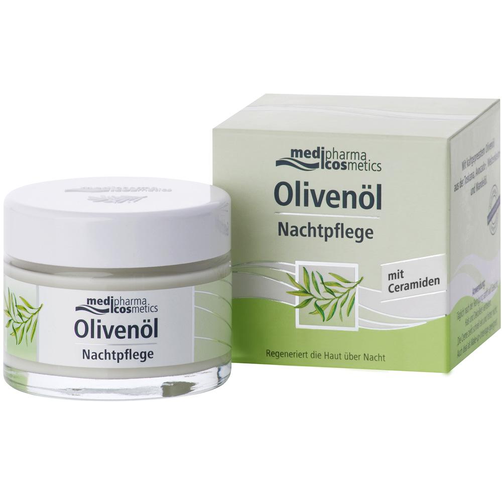 medipharma cosmetics Olivenöl Nachtpflege