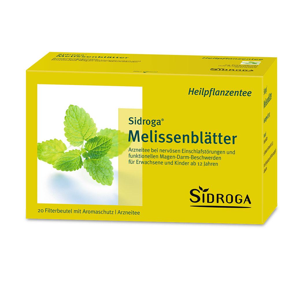 Sidroga® Melissenblättertee