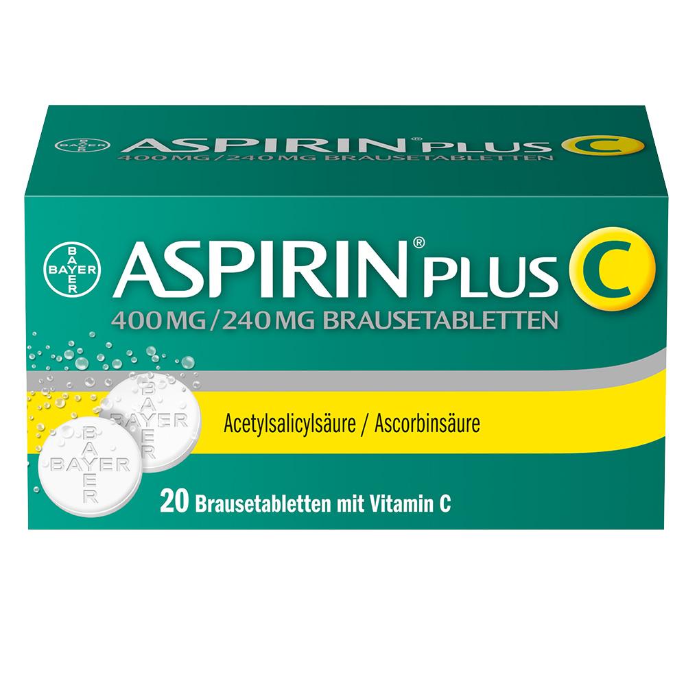 Aspirin® plus C Brausetabletten von st