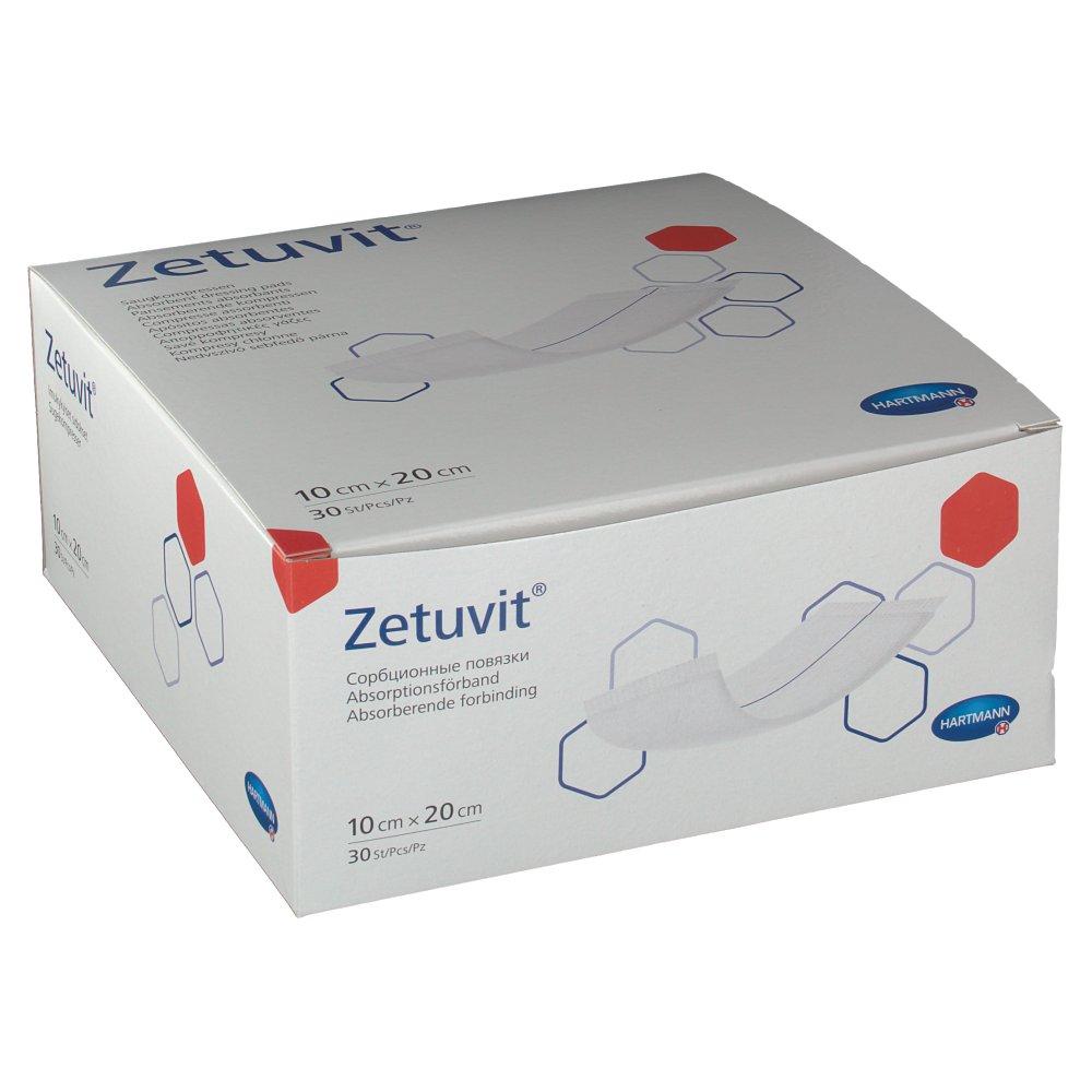 Zetuvit Saugkompresse unsteril 10x20cm
