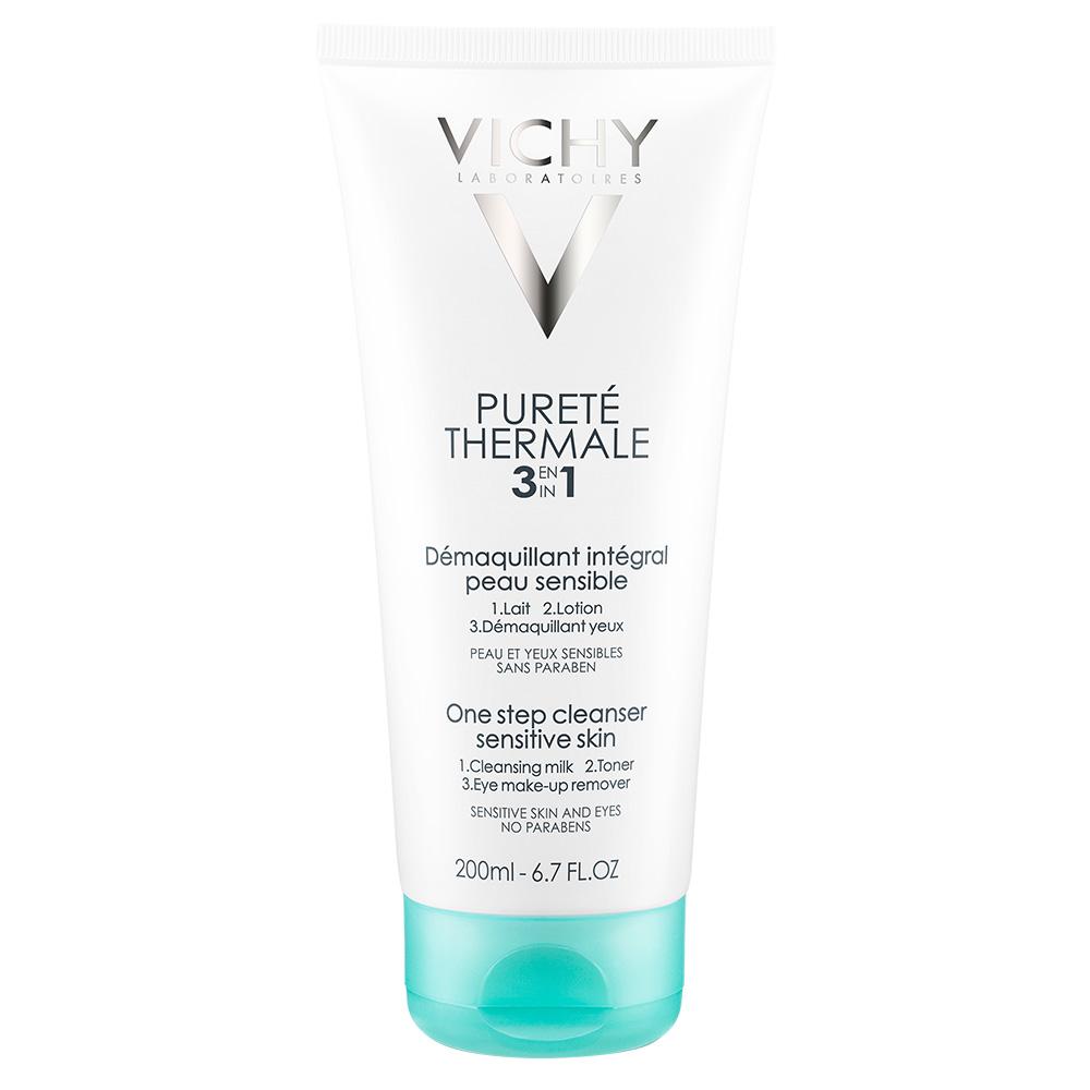 Vichy Pureté Thermale 3 in 1 Gesichtsreinigung