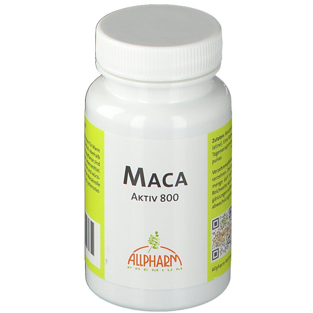 Allpharm Maca Aktiv 800