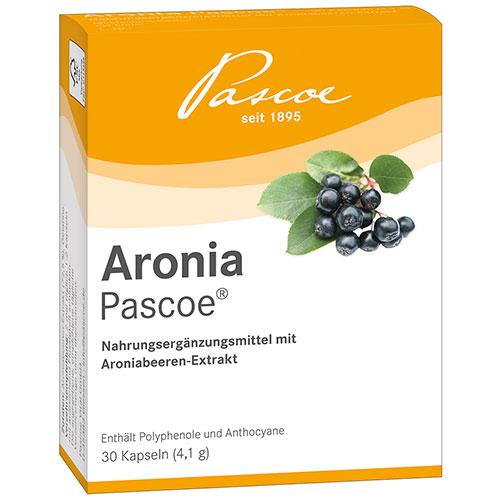 Aronia-Pascoe® Kapseln