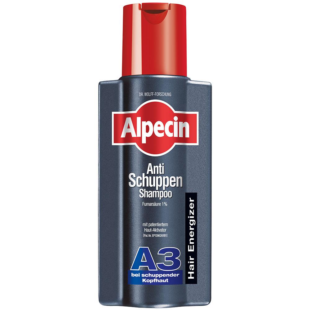 alpecin anti schuppen shampoo a3 shop. Black Bedroom Furniture Sets. Home Design Ideas