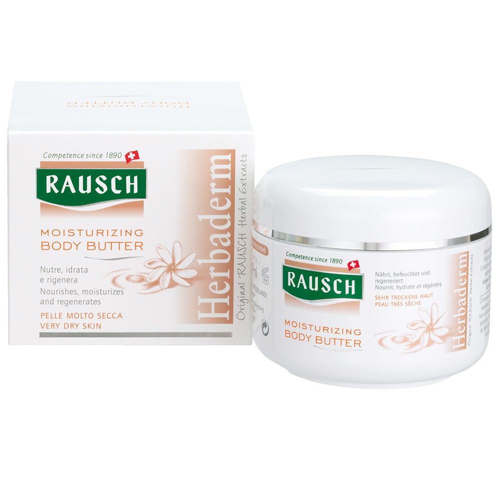 Rausch Moisturizing Body Butter