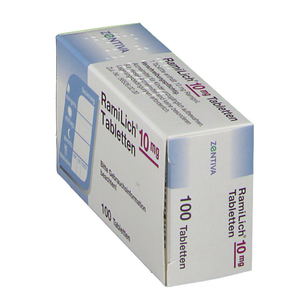 Ramilich 10 mg Tabl. - shop-apotheke.com