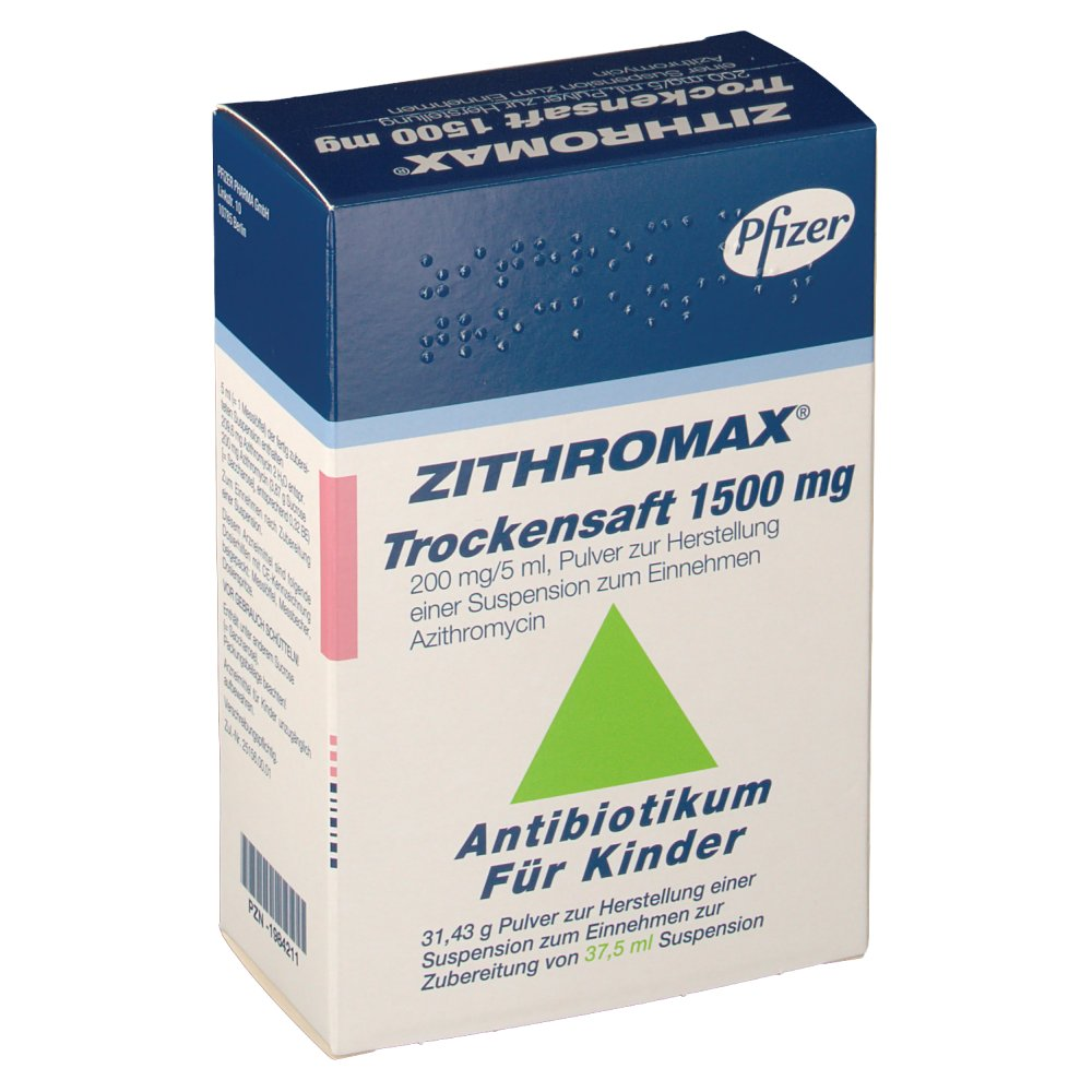 Zithromax z-pak benefits