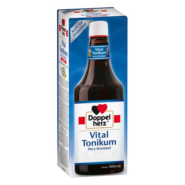 Doppelherz® Vital Tonikum Herz-Kreislauf - alko...