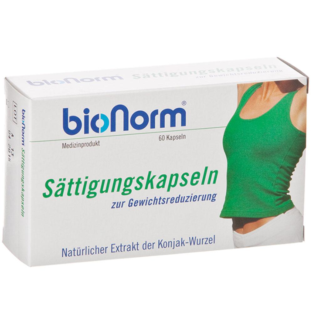 bionorm® Sättigungskapseln